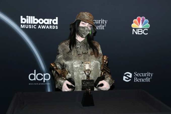 Billie Eilish - Billboard Music Awards 2020