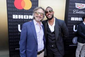 Marc Maron and Marlon Wayans
