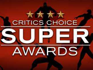 Critics Choice Super Awards - Pontik banner