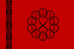 The Ten Rings - flag