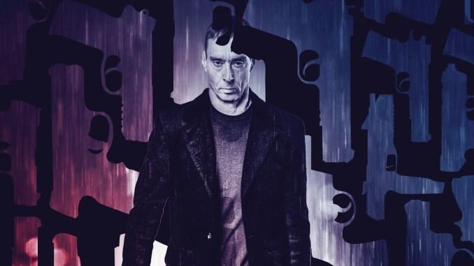 Kirk Caouette protagoniza a Badger