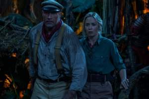 Jungle Cruise - The Rock y Emily Blunt 2