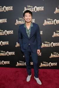 Simu Liu - World Premiere Of Disney's Jungle Cruise