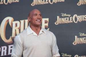 Dwayne Johnson - World Premiere of Jungle Cruise
