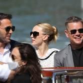 Ben Affleck, Jodie Comer and Matt Damon - Pontik®