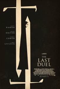 The Last Duel - movie poster