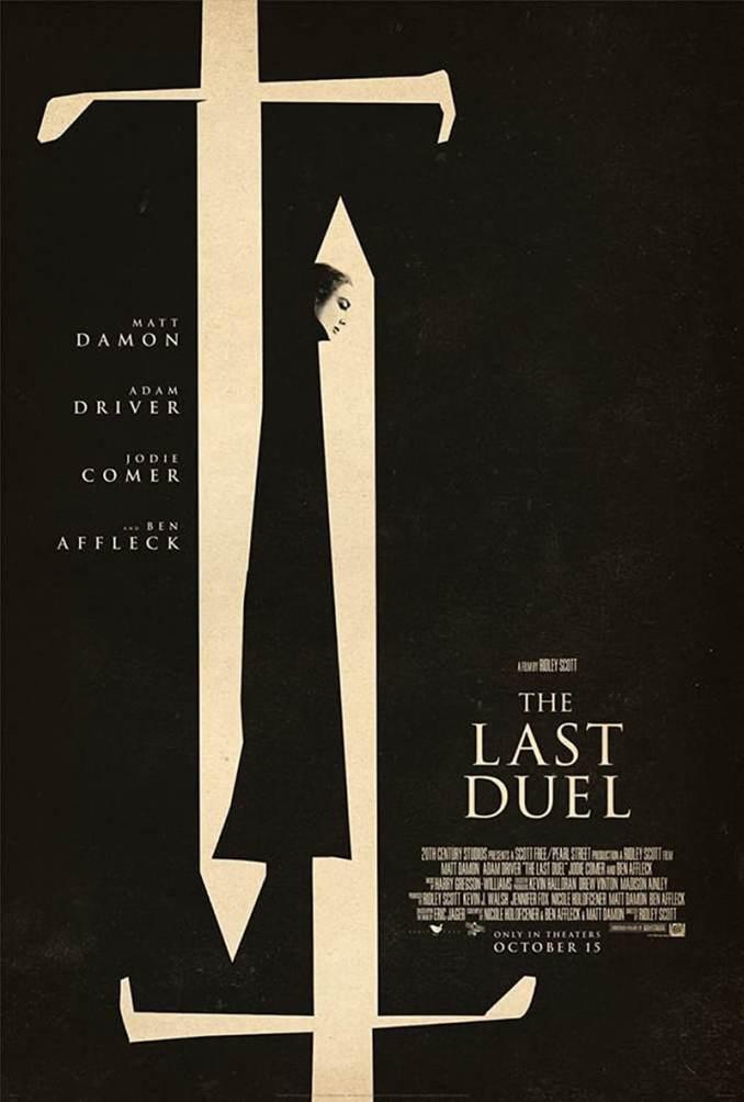 El Ultimo Duelo - poster película