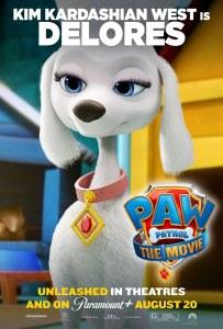 Delores - PAW Patrol The Movie