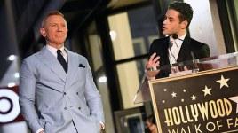 Daniel Craig - Paseo de la Fama de Hollywood 2