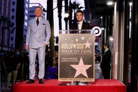 Daniel Craig - Paseo de la Fama de Hollywood 5