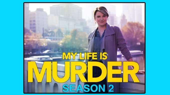 Los Asesinatos más Geeks de la Televisión My Life is Murder - Pontik®