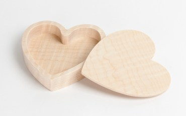 Valentines Heart Boxes