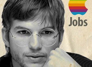 Ashton Kutcher em As Velhas Aventuras do Novo Steve Jobs