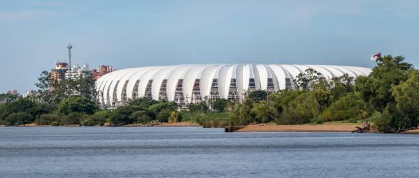 Empresa deverá pagar comissão por intermediação de contrato para obras no estádio Beira-Rio