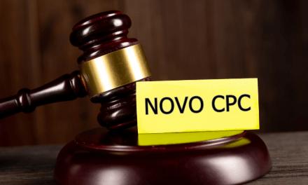 CPC de 2015 admite reconvenção sucessiva
