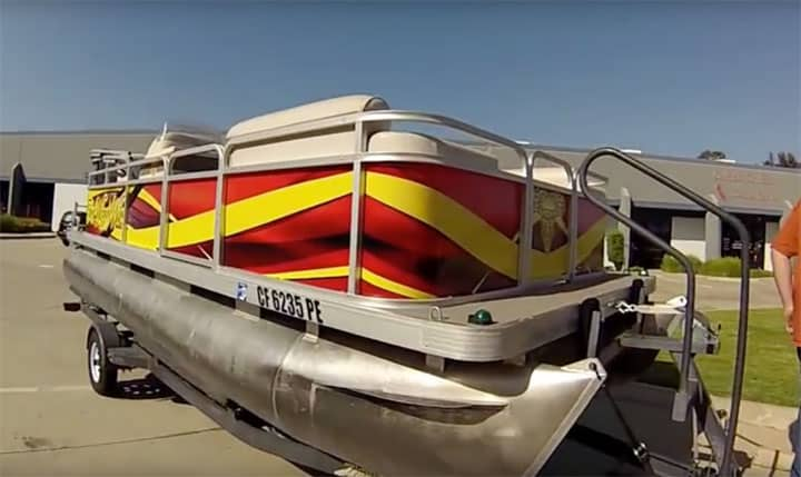 11 cool ideas every pontoon boat should