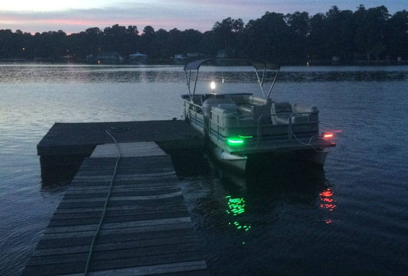 pontoon led lights which are best and