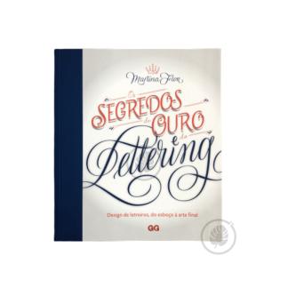 Livro de Lettering: Os Segredos de Ouro do Lettering