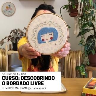CURSO DE BORDADO ONLINE