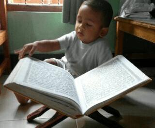 Ayat ayat Pilihan Untuk Dihafal Santri TPQ