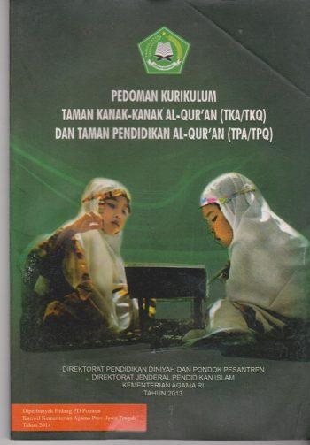 pedoman kurikulum TPQ