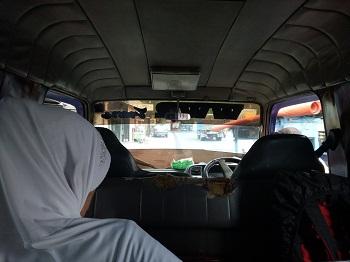 kendaraan umum jurusan japanan pandaan