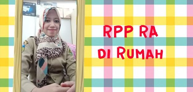 RPP RA di Rumah