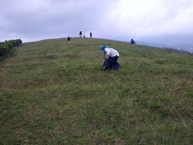 bukit paralayang kebun teh kemuning