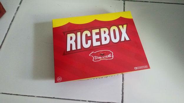 ricebox starsteak