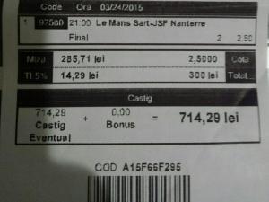 Biletul Zilei : Value total in baschetul francez!
