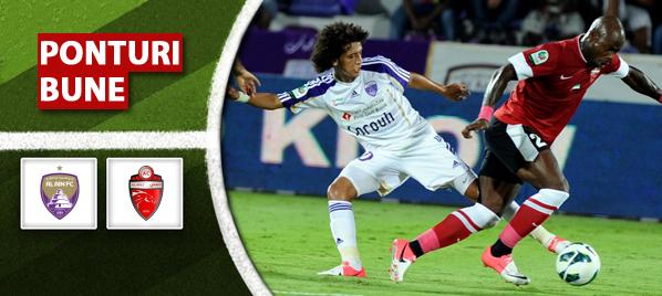 Pronosticuri pariuri Al Ain vs Al Ahli – Liga Campionilor Asiei