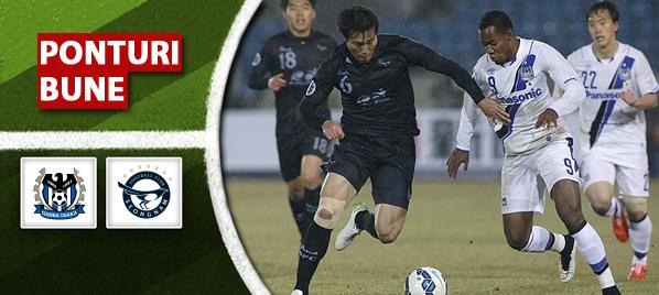 Ponturi pariuri Gamba Osaka vs Seongnam – Liga Campionilor Asiei
