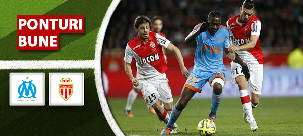 Pronosticuri pariuri – Marseille vs Monaco – Ligue 1