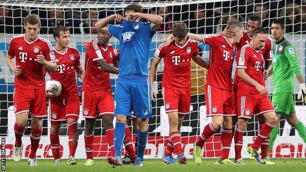 Ponturi Pariuri Hoffenheim vs Bayern – Bundesliga