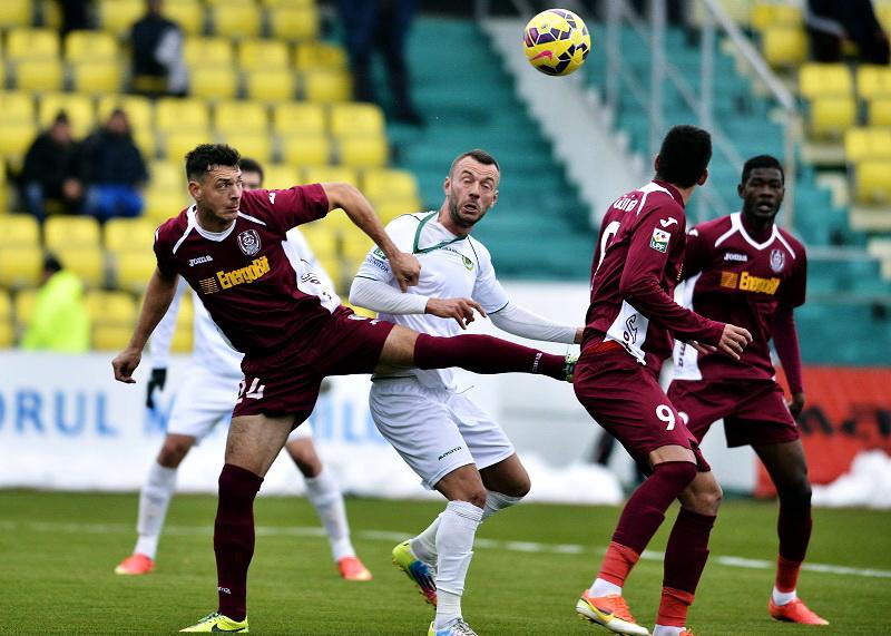 Ponturi pariuri – Concordia Chiajna vs CFR Cluj – Liga 1