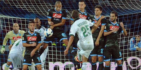 Ponturi Pariuri – Sassulo vs Napoli – Serie A