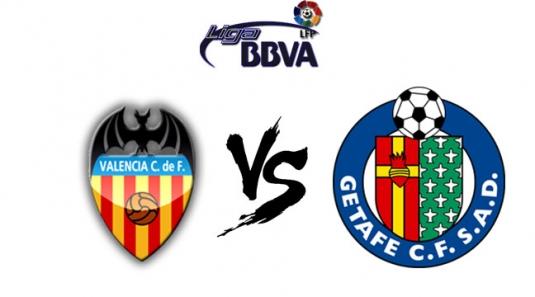 Pronosticuri fotbal – Valencia vs Getafe – Primera Division