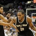 Ponturi baschet – San Antonio Spurs revine suparata din Mexic