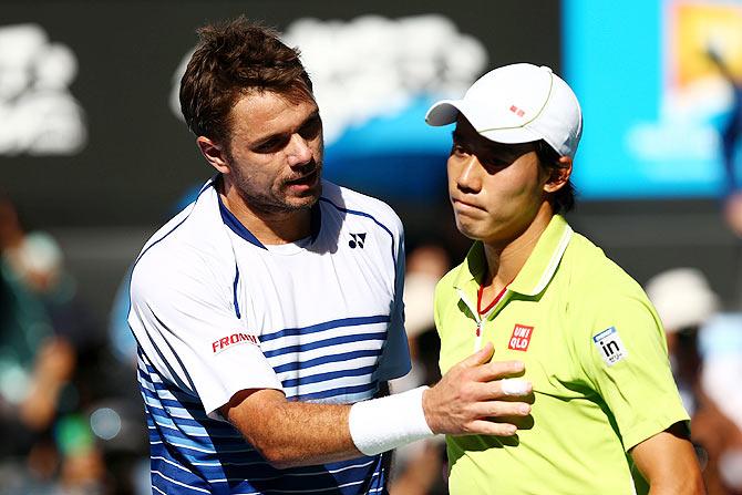 Ponturi Tenis Nishikori – Wawrinka – Brisbane (AUS)