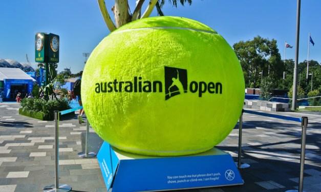 PONTURI Australian Open (22.01.2017) @ TOP Doubles
