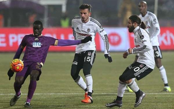 Ponturi fotbal Osmanlispor – Besiktas – Turcia Super Lig