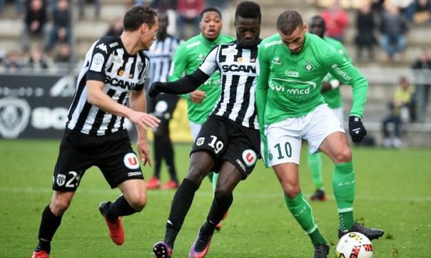 Ponturi pariuri AS Saint-Étienne – Angers SCO – Ligue 1