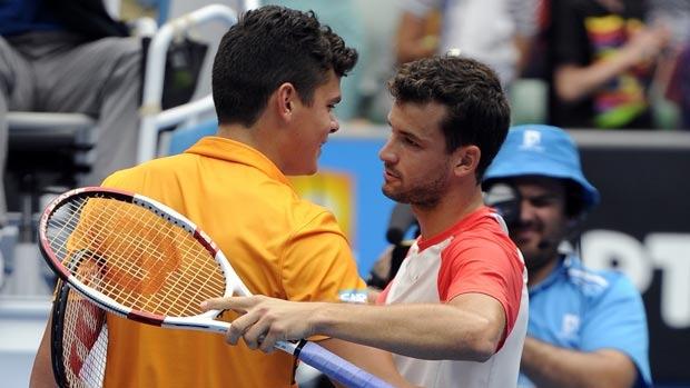 Ponturi Tenis Raonic – Dimitrov – Brisbane (AUS)