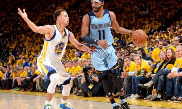 Ponturi NBA – Golden State Warriors se vor razbuna pe Grizzlies