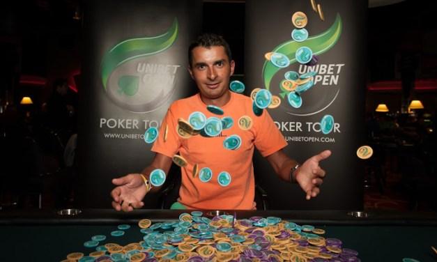 Dan Murariu, desemnat Ambasador Unibet Poker