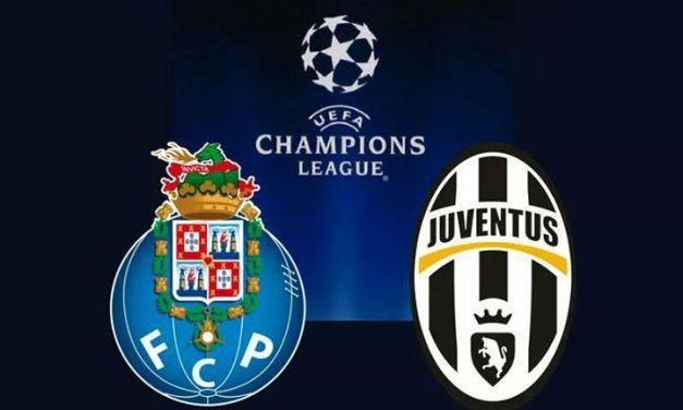 Statistici jucatori inainte de Porto vs Juventus