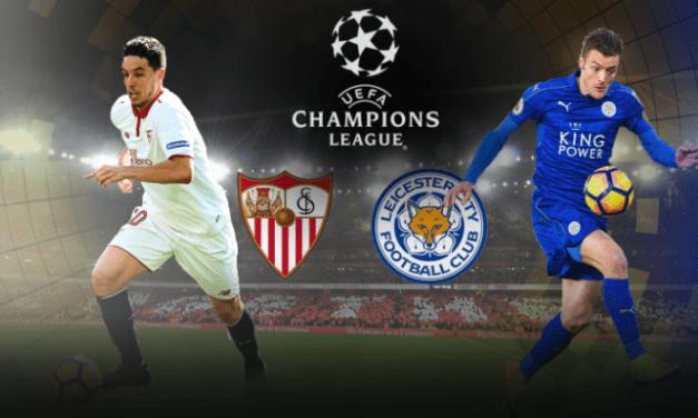 Statistici jucatori inainte de Sevilla vs Leicester