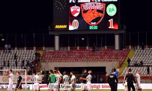 Ponturi pariuri Concordia Chiajna – Dinamo Bucureşti – Liga 1