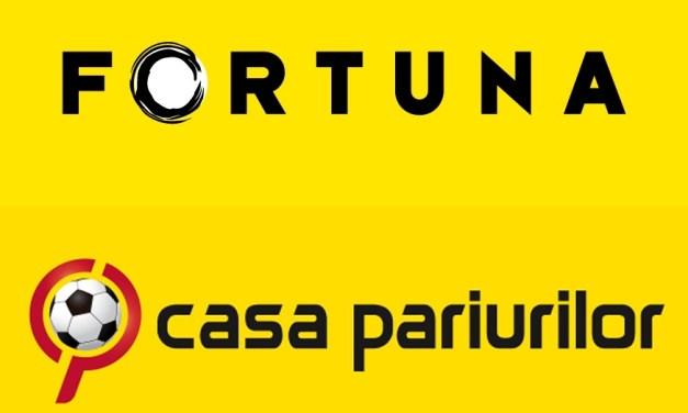 Tranzacție importantă pe piața pariurilor sportive din România! Fortuna a cumpărat Casa Pariurilor. Detaliile unei mutări spectaculoase / INTERVIU