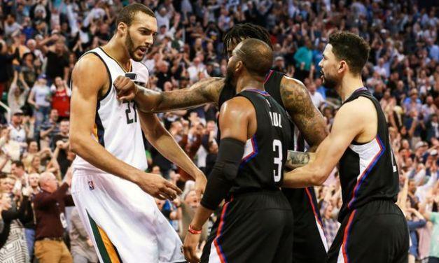 Ponturi NBA – Clippers si Jazz fac exercitiu inainte de playoff